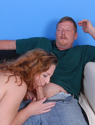 Mature Bbw Alyssa Sucks Hard And Gets Boned By A Big Cock