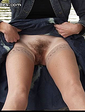 Different hairy girls from newbie nudes