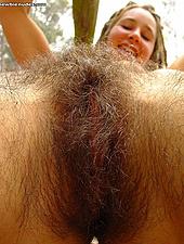 Hairy amateur pussy photos